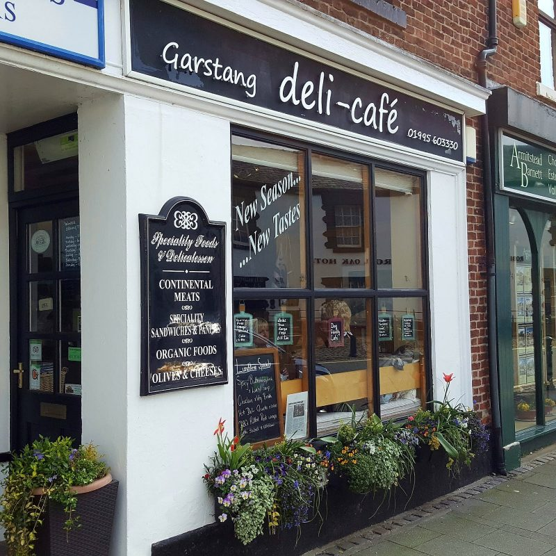 Deli Cafe in Garstang